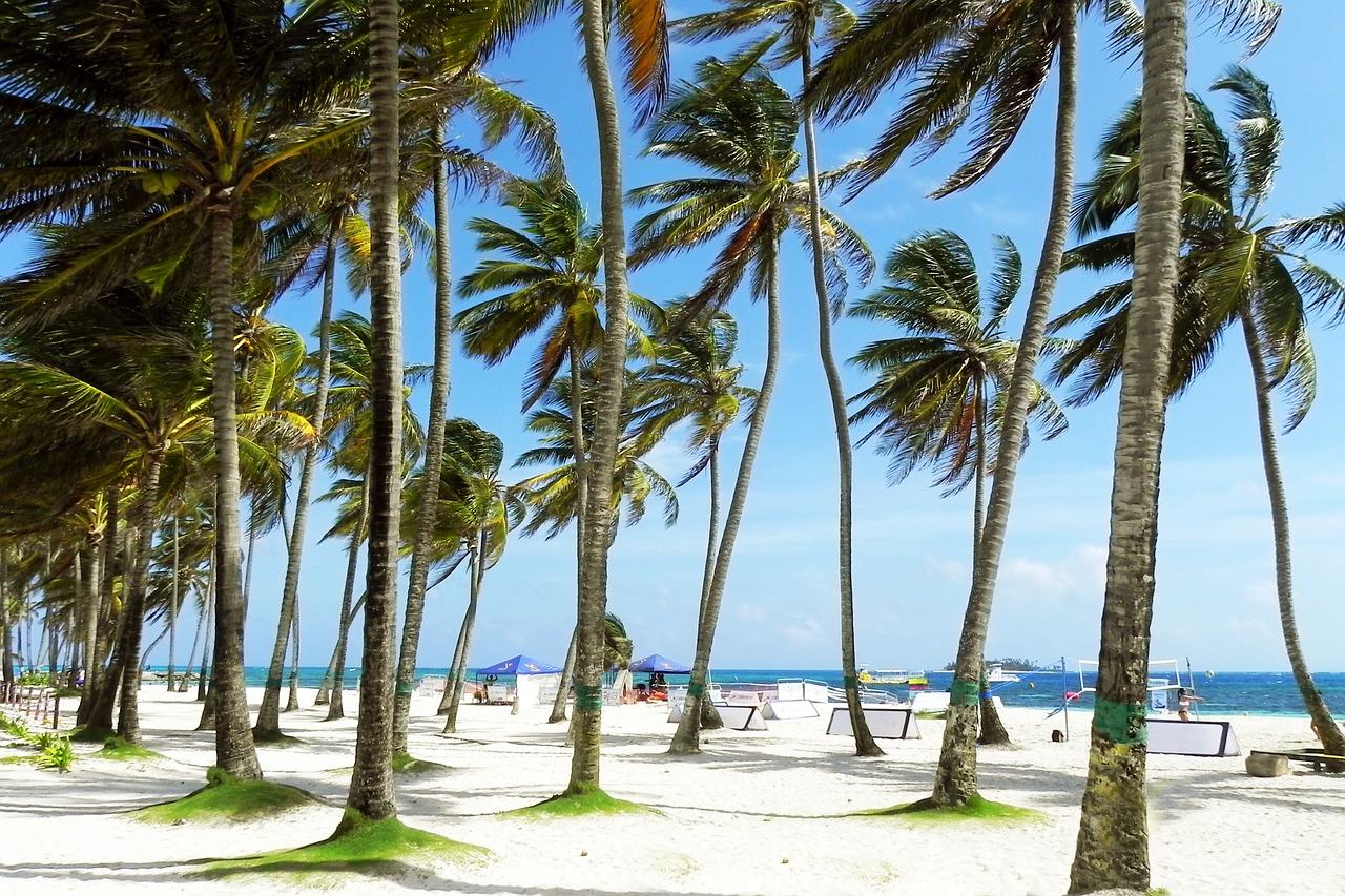 playas de San Andrés Colombia