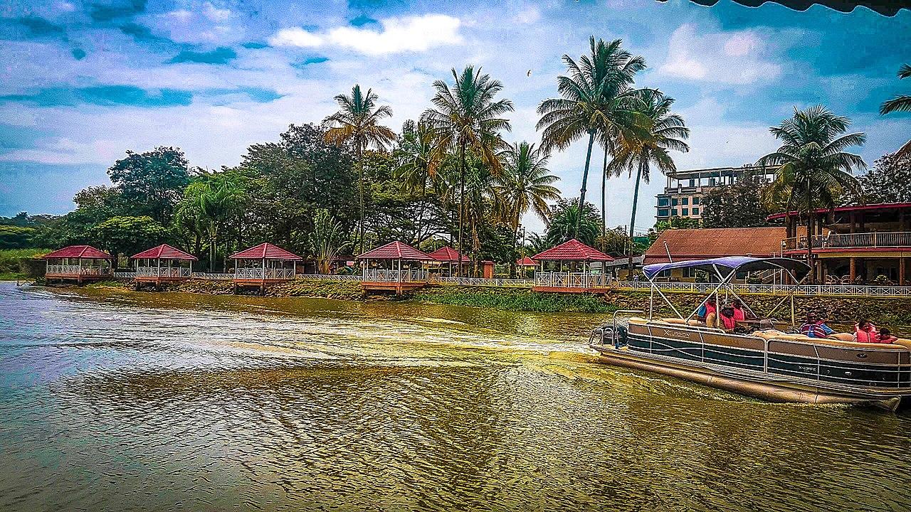 El lago Victoria