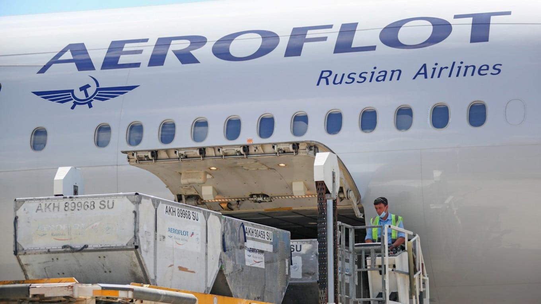aeroflot normas