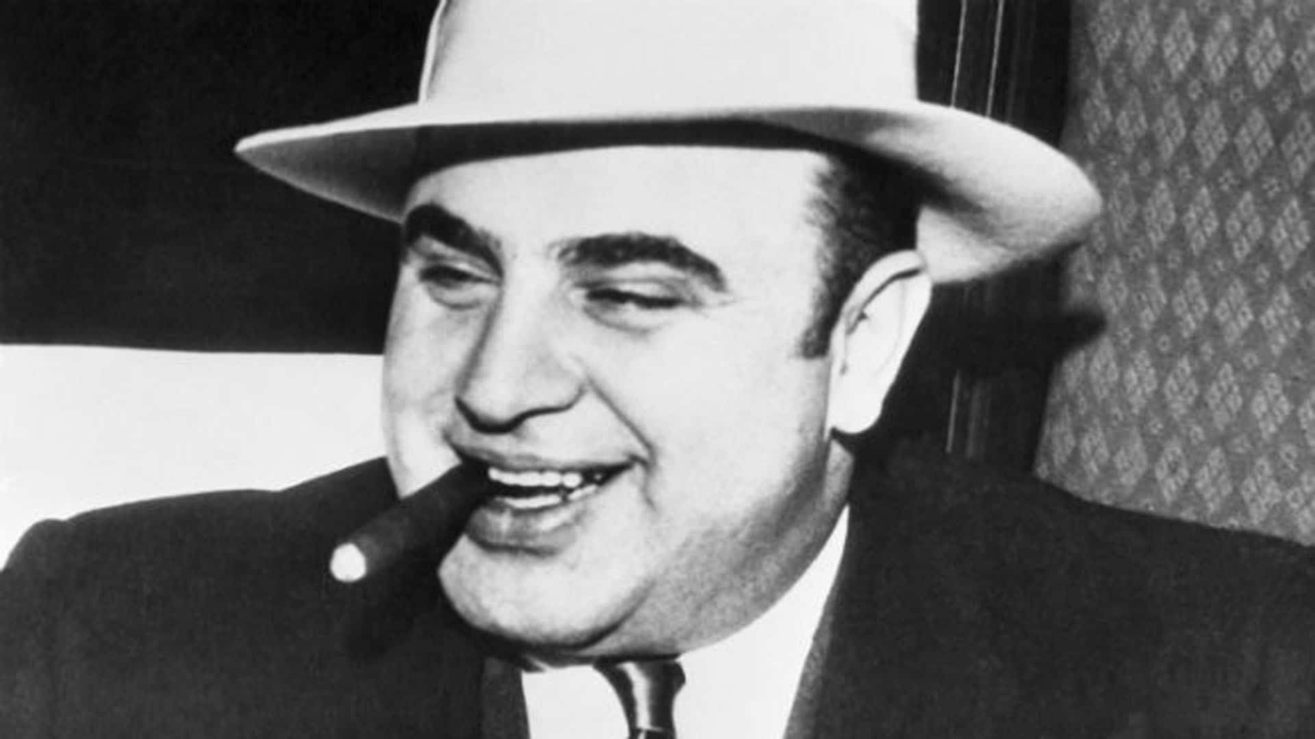 Al Capone gangster