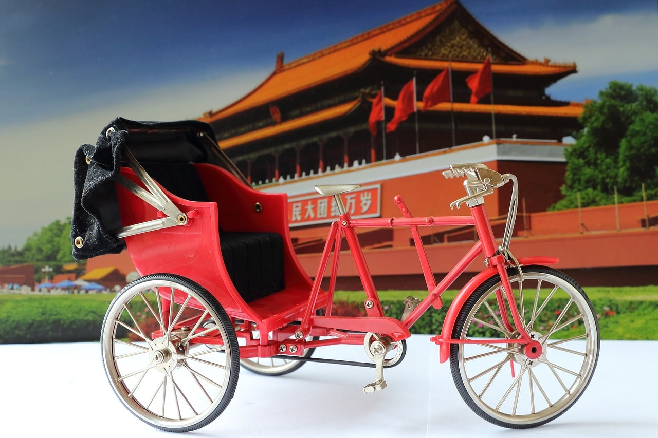 transporte tradiciona china