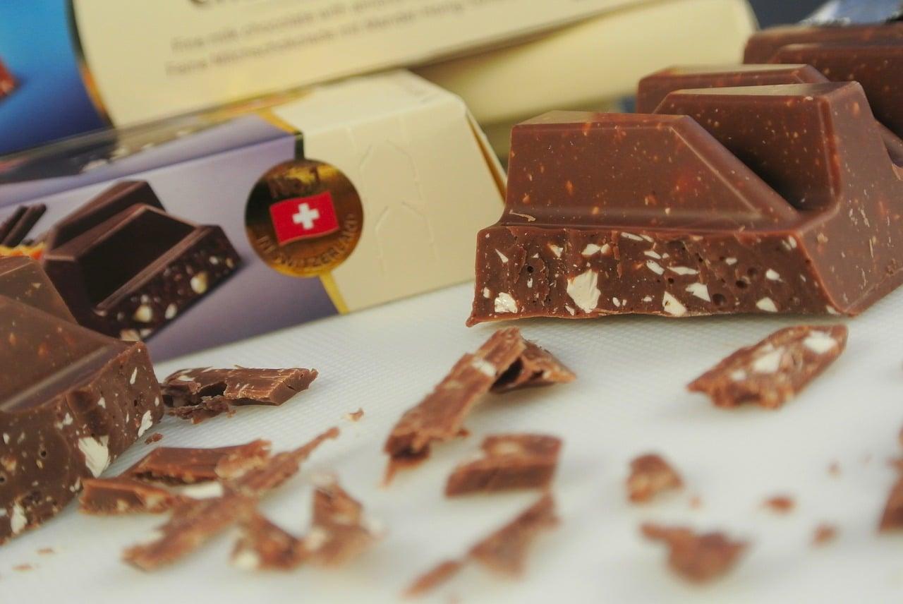 suiza chocolate