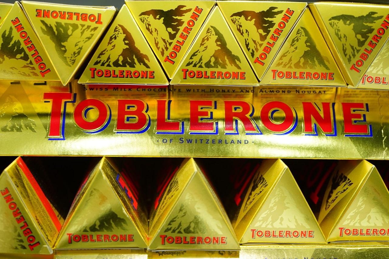 barras chocolate