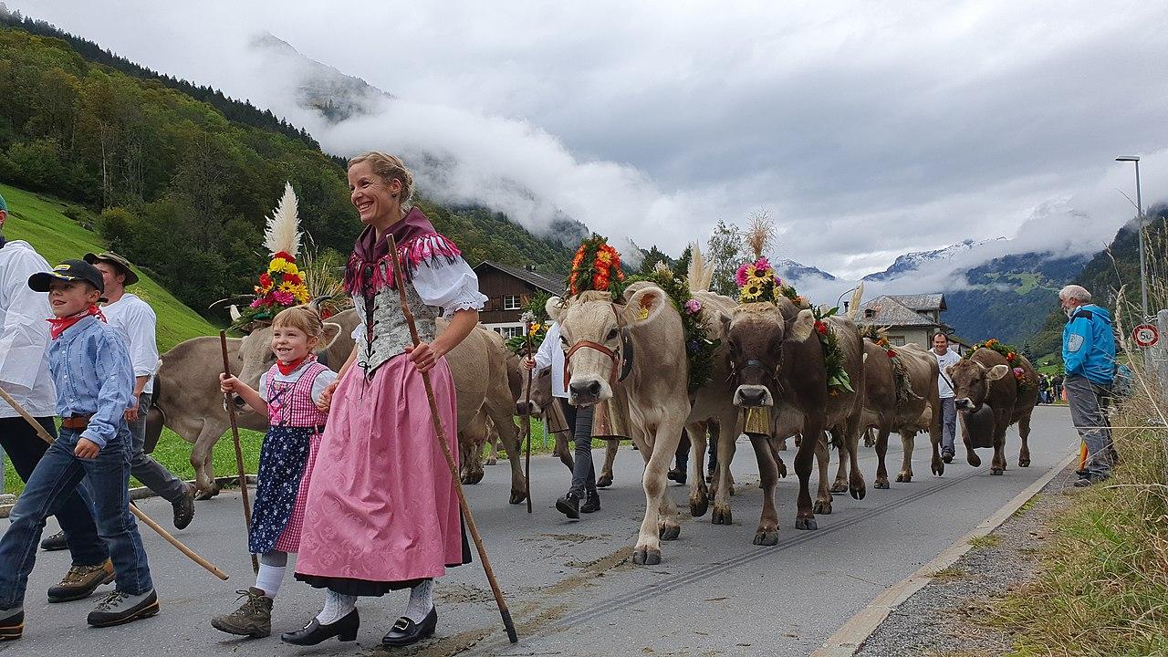 Romería suiza