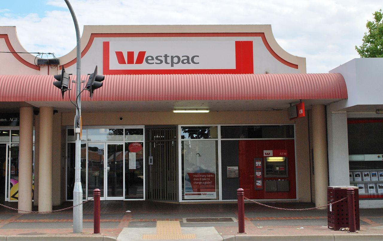 Una oficina de Westpac