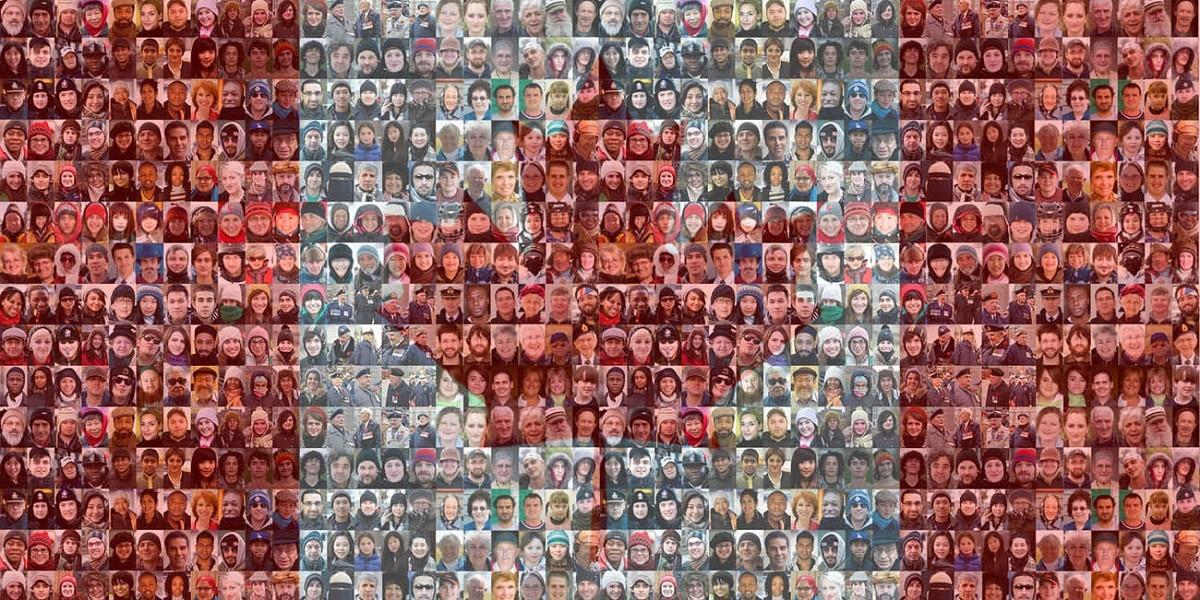 Canada como mosaico cultural