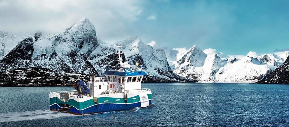 pesquero noruego