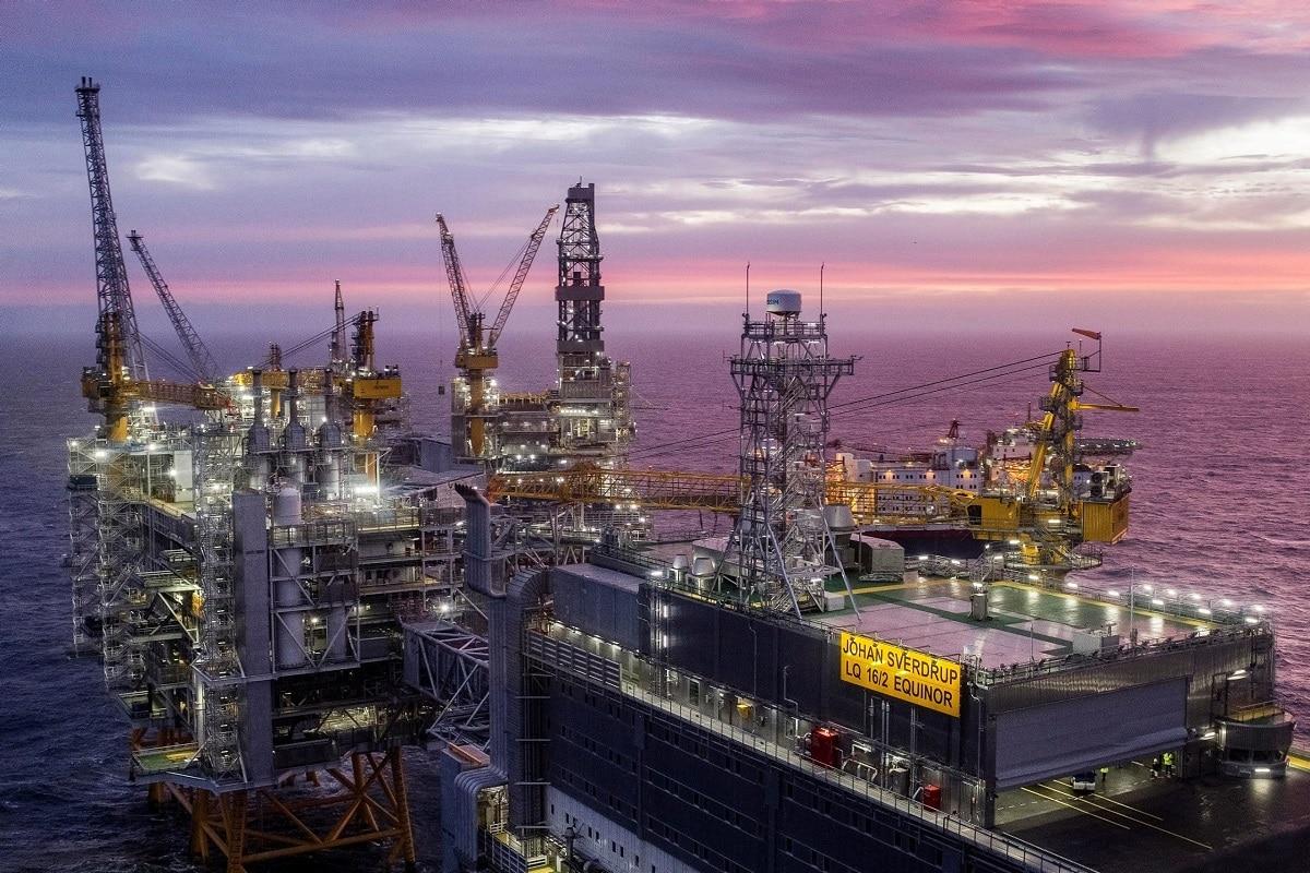 noruega gas petróleo