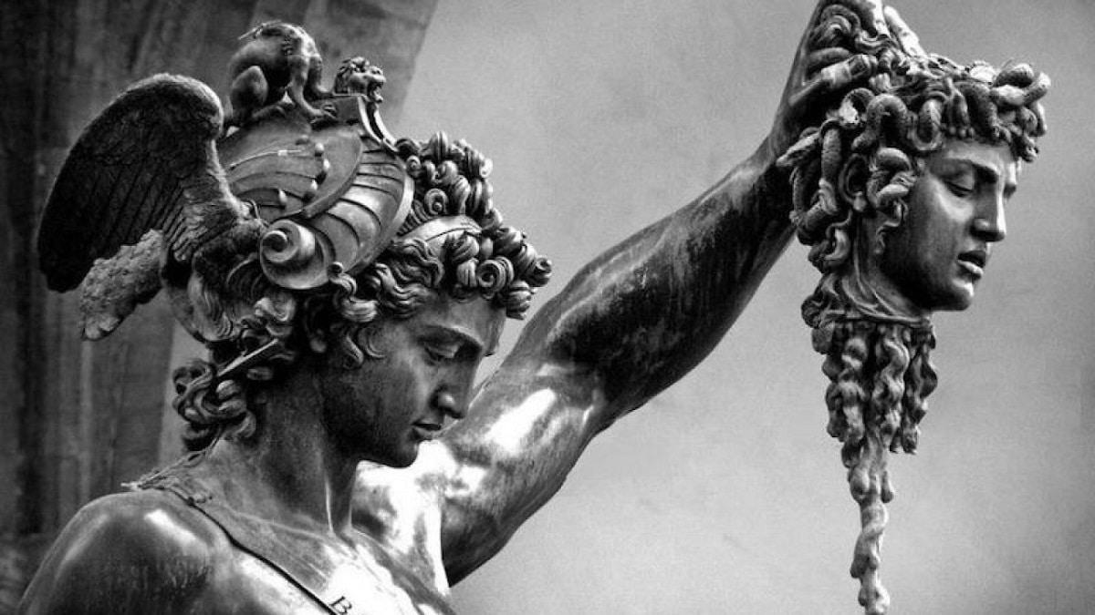 Perseo y Medusa