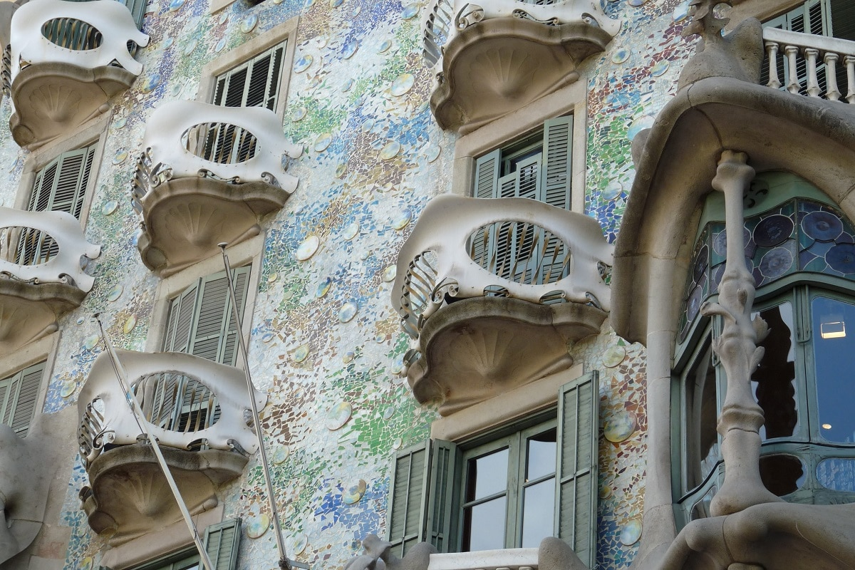 Obras de Gaudí