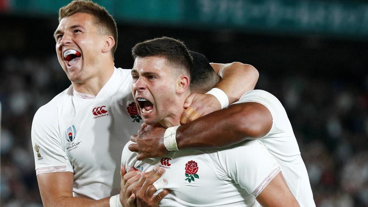 Selección de rugby de Inglaterra
